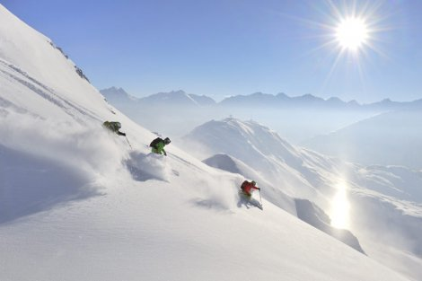 Winterurlaub am Arlberg